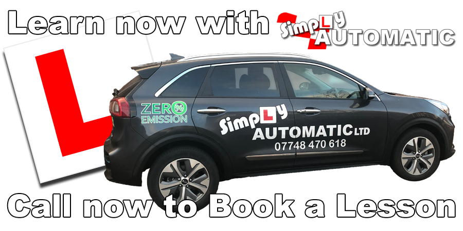 Driving lessons with Simply Automatic Driving School